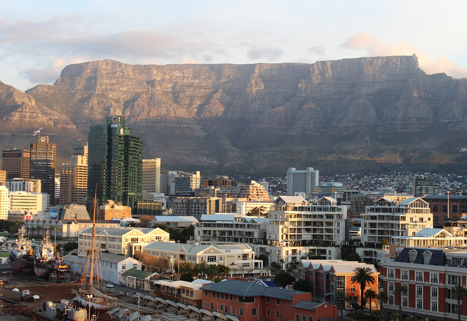 Cape Town Group City Day Tour