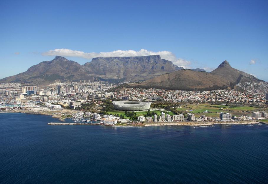 Cape Town City Private Day Tour