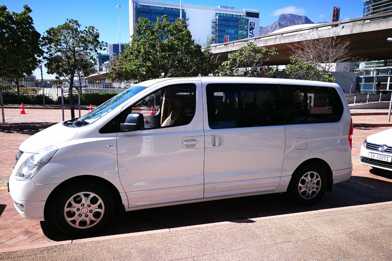 Cape Town Shuttle Transfer Service